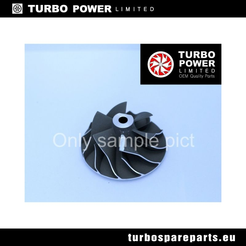 Compressor Wheel Garrett GTB1444VZ