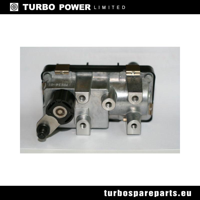 Actuator electronic Garrett GTB2056VK