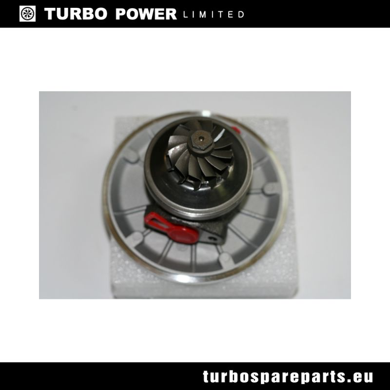 CHRA, Core-Cartridge assembly and balancing Garrett GT1546S