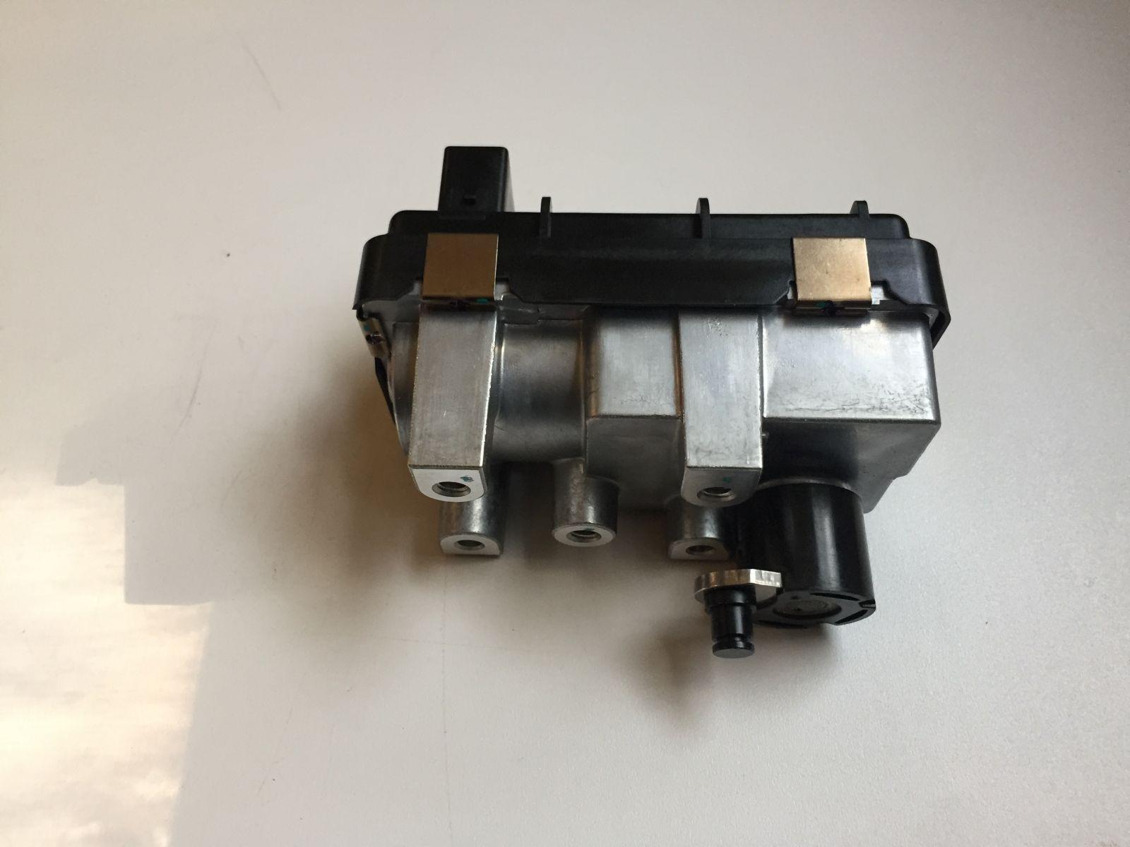 Actuator electronic Hella, Garrett GTA1749MVK