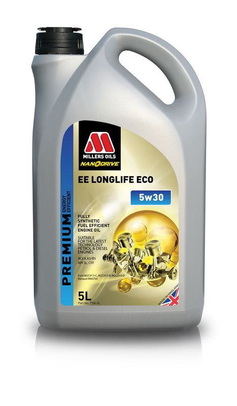 Millers oils EE LONGLIFE ECO 5W30 - 5L