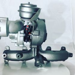 NEW Hybrid Turbocharger 721021stage1 GT1752VB