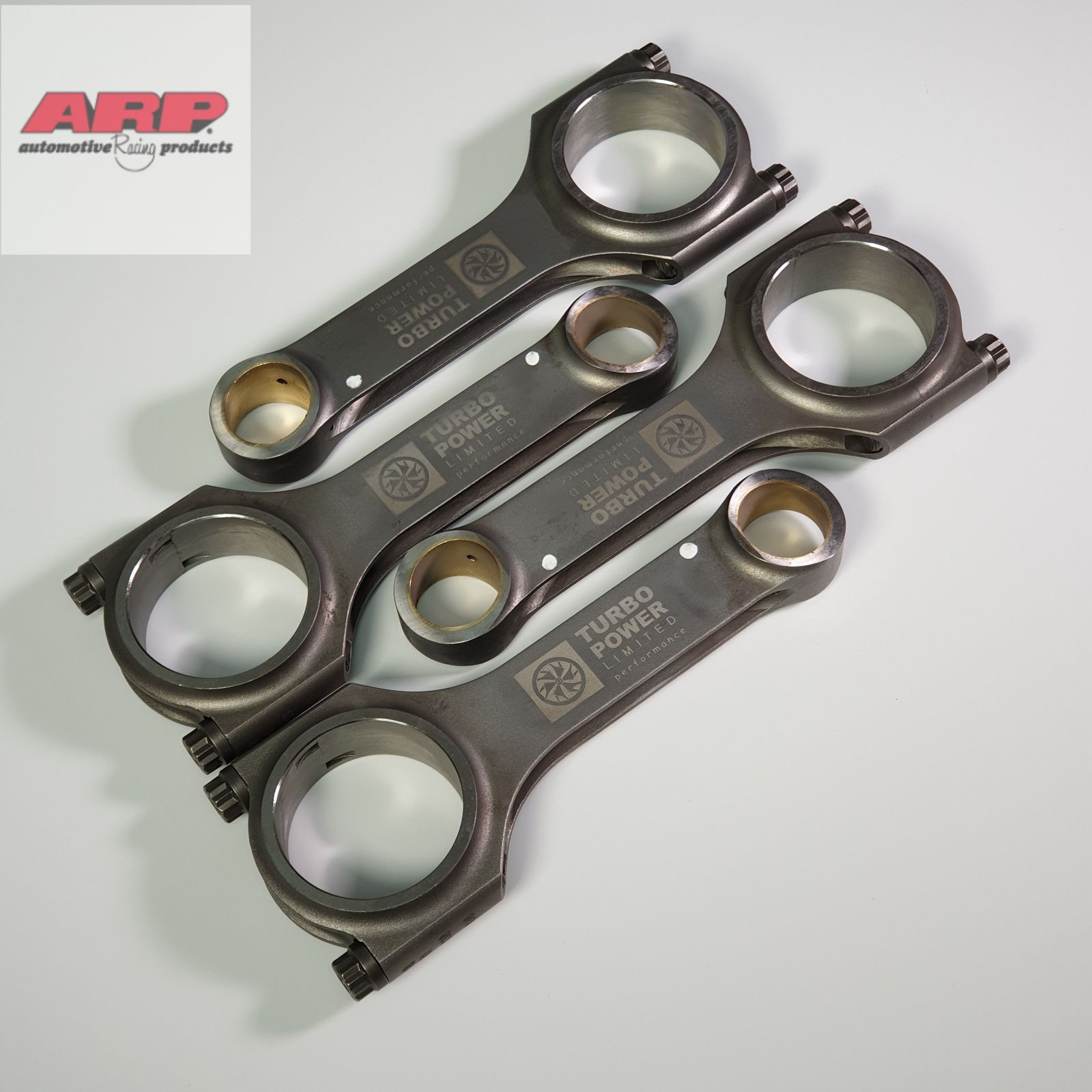 Forged conrods VW, Audi, Skoda, Seat 1.8T 20V + ARP L19