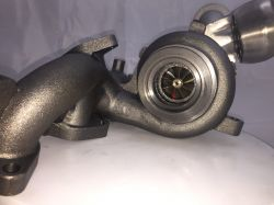 NEW Hybrid Turbocharger 724930 stage1 - 220HP GT1752VB