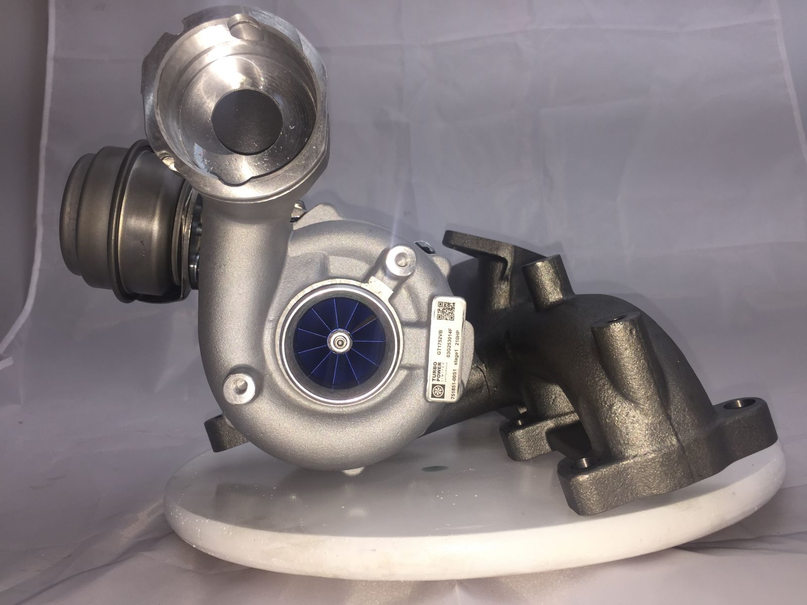 NEW Hybrid Turbocharger 751851stage1 - 210HP GT1752VB
