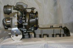 NEW Turbocharger 1000-970-0030, Bi-Turbo R2S Bi-Turbo (KP35 + K04)