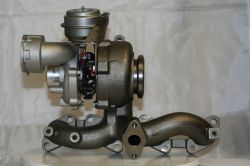 NEW Turbocharger 724930-0006