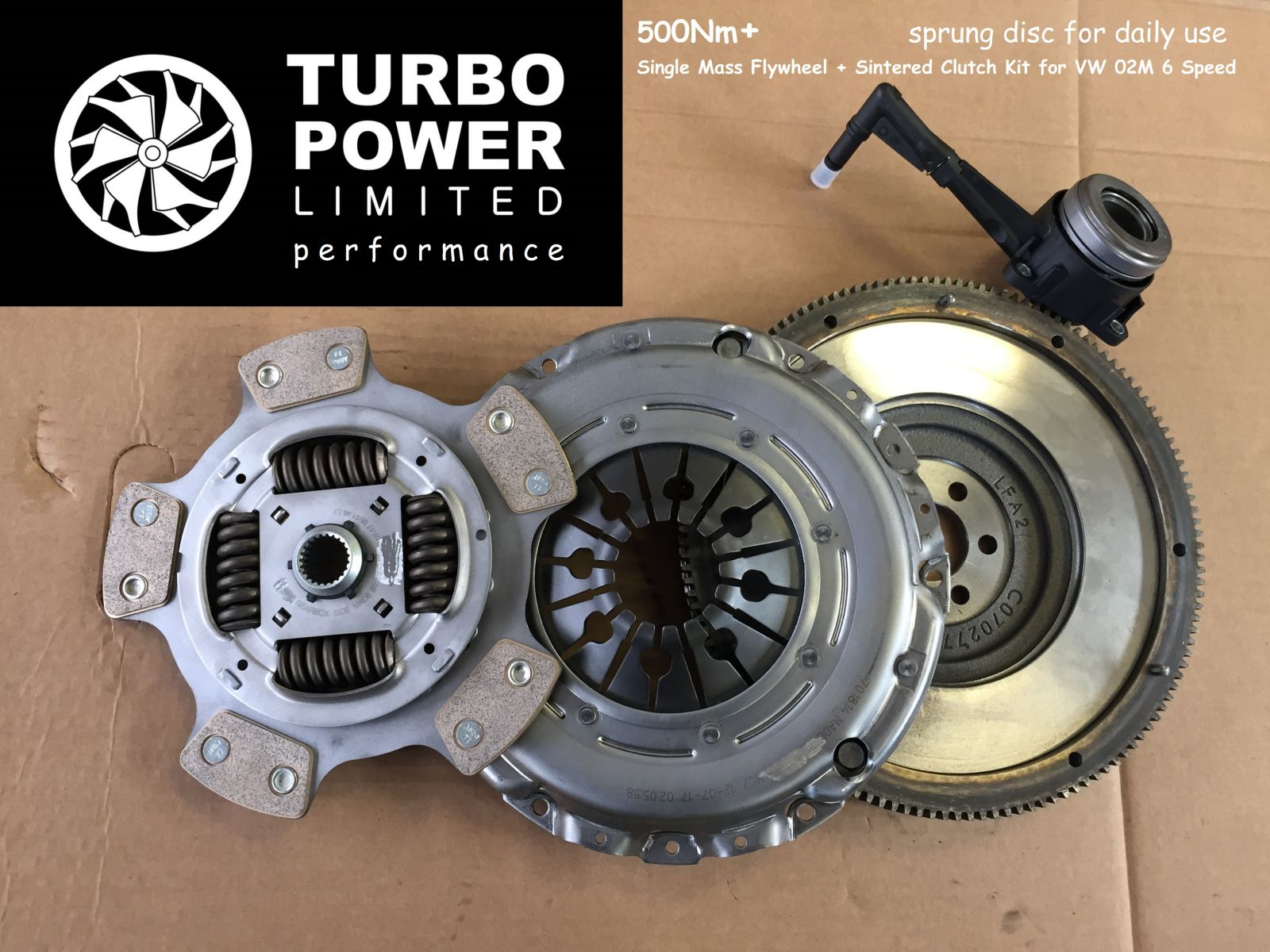 Street Racing Clutch Kit Turbo Power Limited