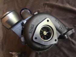 NEW Turbocharger GTB2260 GTB226x+vac.