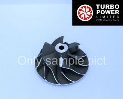 Compressor Wheel - Billet (MFS)