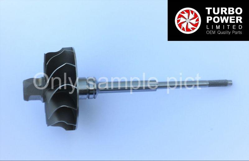 Turbine Wheel, Upgrade to 9 Blades KKK K04/K04-R2S