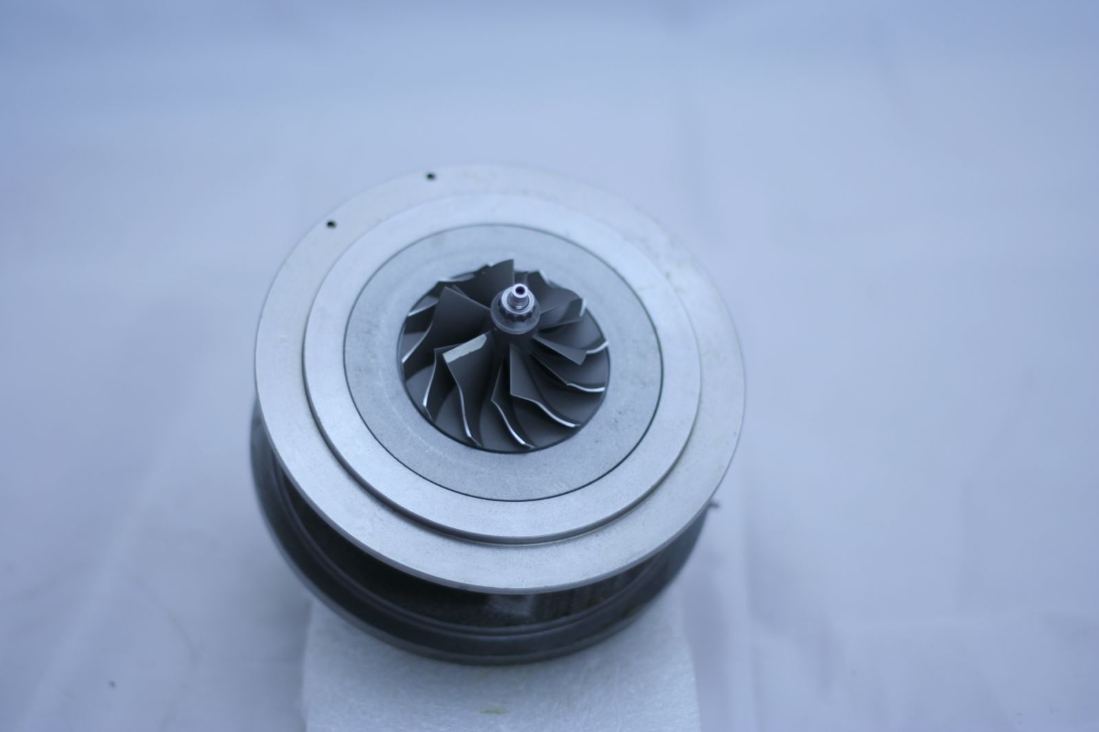 CHRA, Core-Cartridge assembly and balancing Garrett GTB1752VK