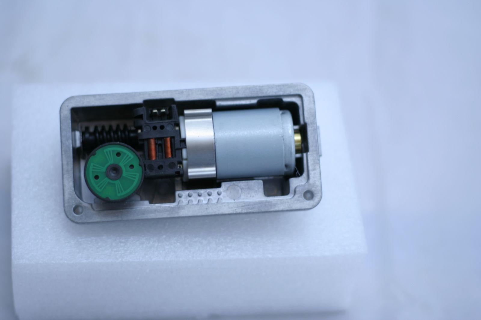 Electronic Actuator Gearbox Hella, Garrett GTA2260VK