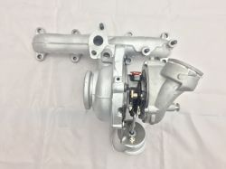 Refurbished Hybrid Turbocharger 757042 stage1 - 200HP
