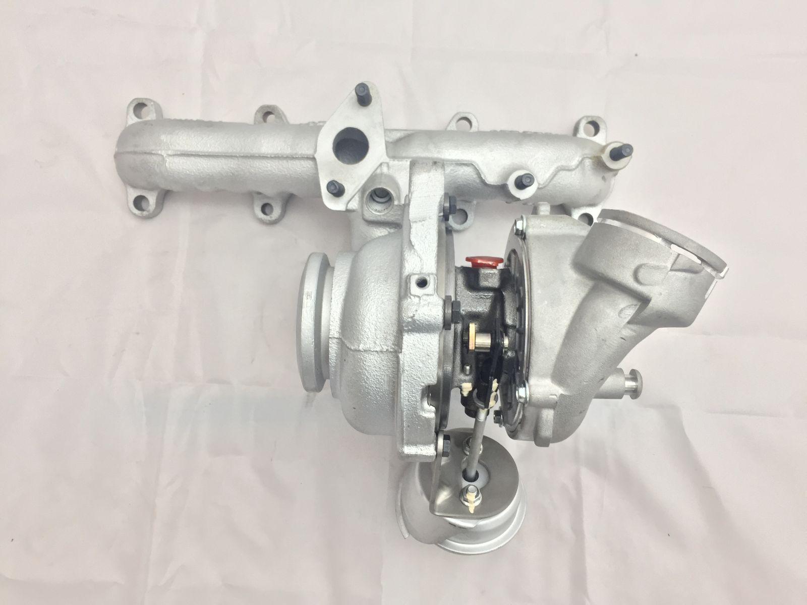 Refurbished Hybrid Turbocharger 757042 stage1 - 200HP GT1752VB