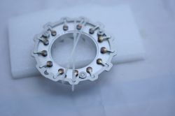 Nozzle Ring Garrett GTB2256VK