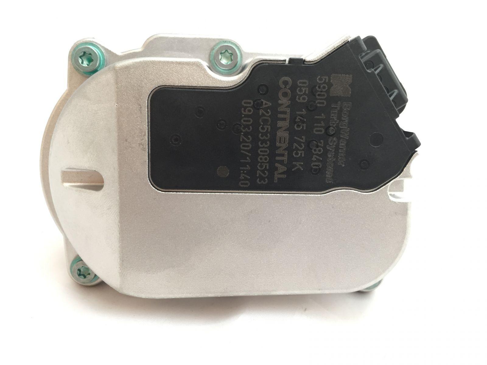 Original VW/BorgWarner Actuator electronic KKK BV50