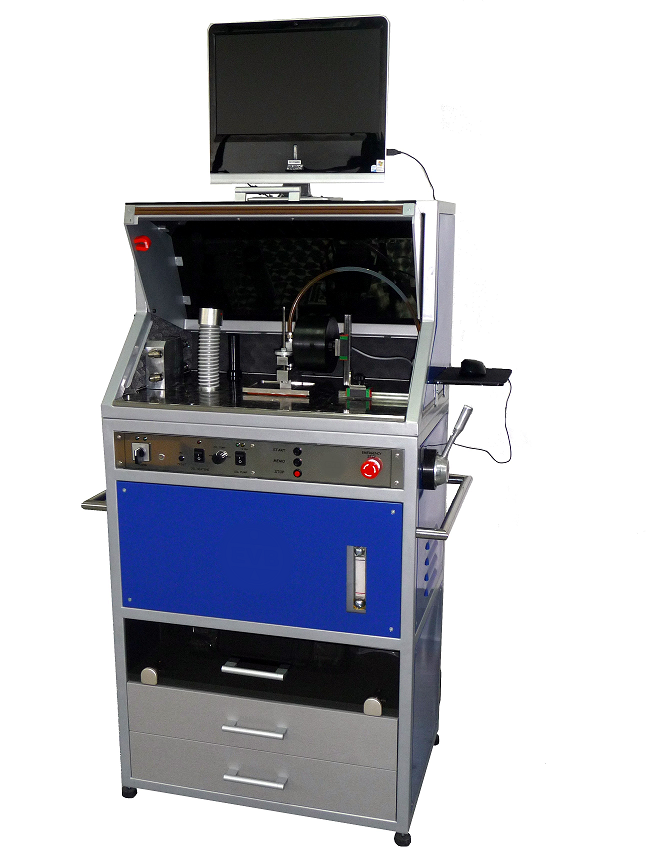 Turbo VSR High Speed Balancing Machine Turbo Power Limited