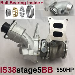 NEW Turbocharger IS38 stage5 BB 550HP